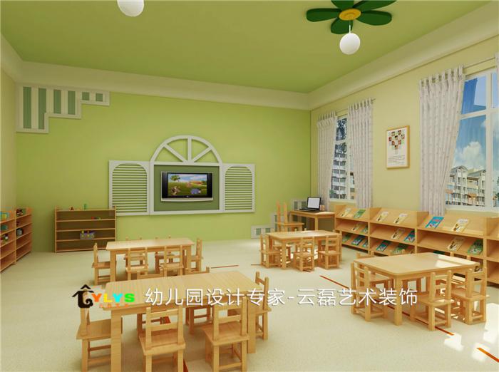 幼儿园室内的家具与钻车v家具开山设施图片