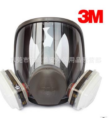 3M6800+6005防毒全面具/防******面罩/有机蒸气/3M6800防毒口罩
