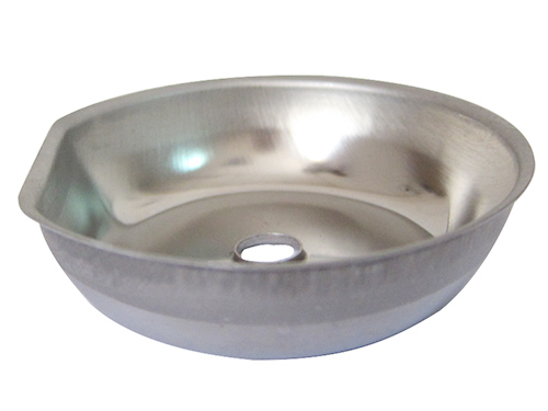 咖啡机钢碗