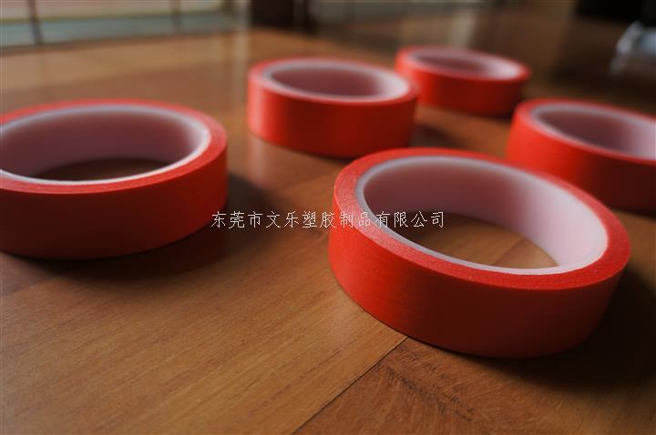红色美纹纸
