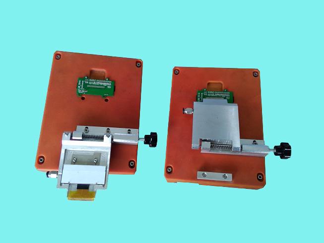 脈沖熱壓機夾具