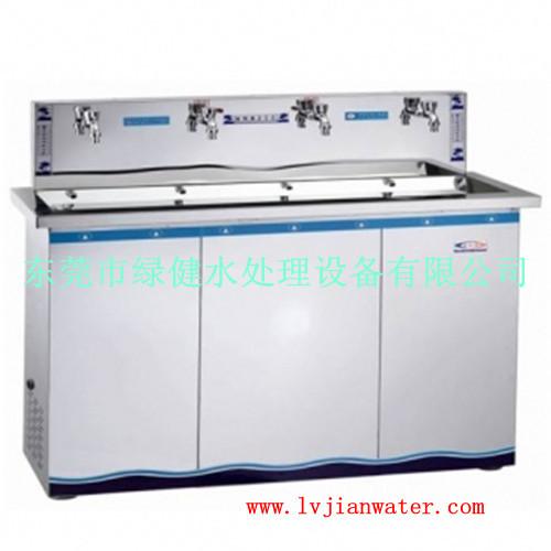 4个龙头豪华型不锈钢饮水机-WA 900大三温 五级过滤豪华饮水机