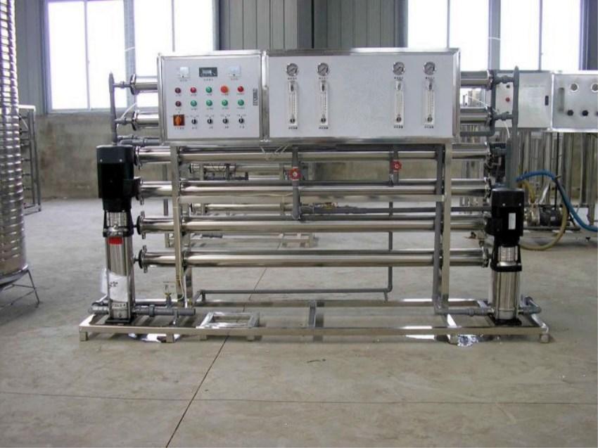 2t/h二级反渗透纯水设备