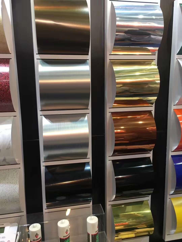供应国产轧制镜面铝卷 标牌镜面铝板 铭牌镜面铝板