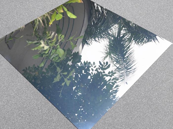UV燈罩鏡面鋁板 鋁卷 瓶蓋沖壓鏡面反光鋁板 鋁卷 熱軋鏡面