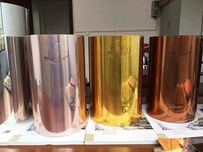 进口镜面铝板 彩色镜面铝板 99.5%高光镜面铝板