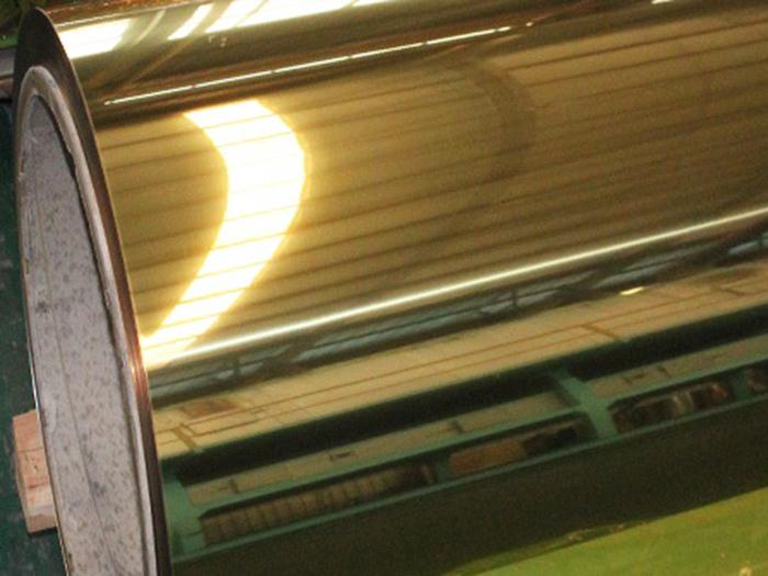 銷售國產金色上油鏡面鋁板 銀色軋制鏡面鋁板 拋光鏡面鋁板