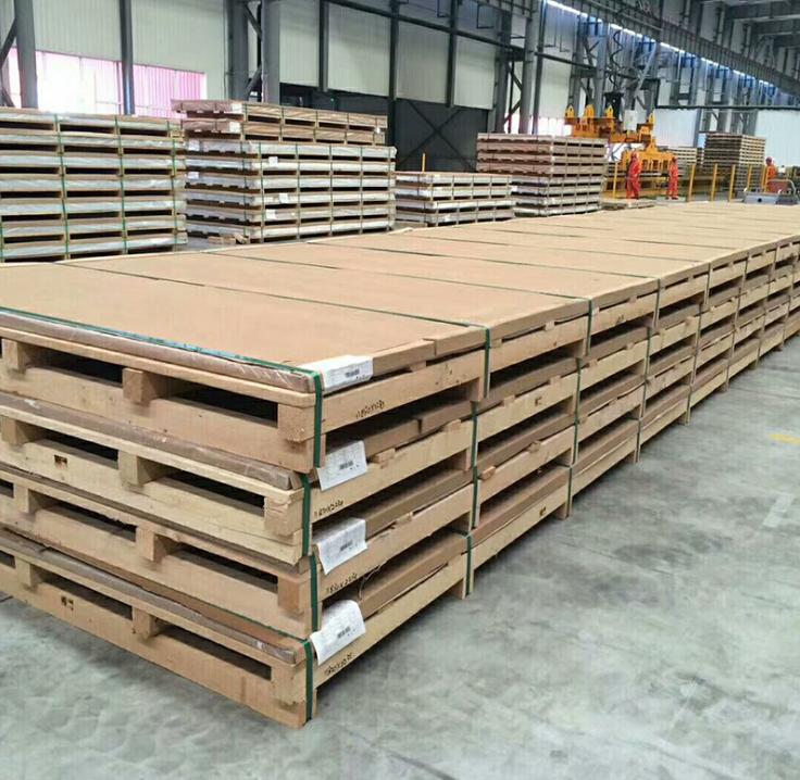 廠家供應國標5052鋁板 5052氧化鋁板 耐腐蝕鋁板 鋁鎂合金鋁板