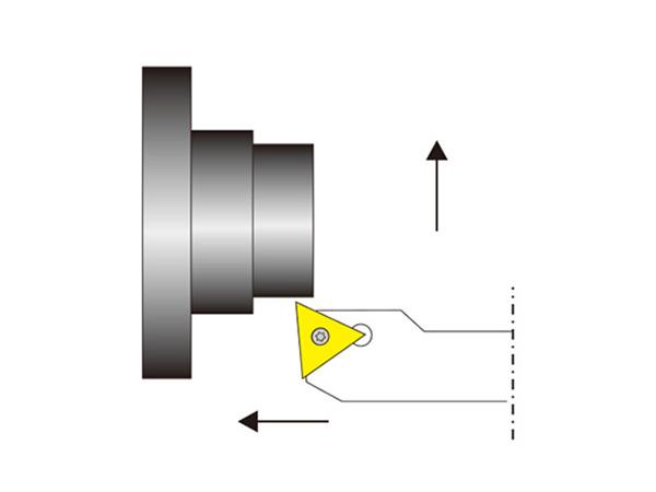 外圓車削刀桿STUCR/L型