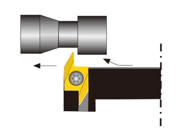 D-SABS15L型后車刀桿