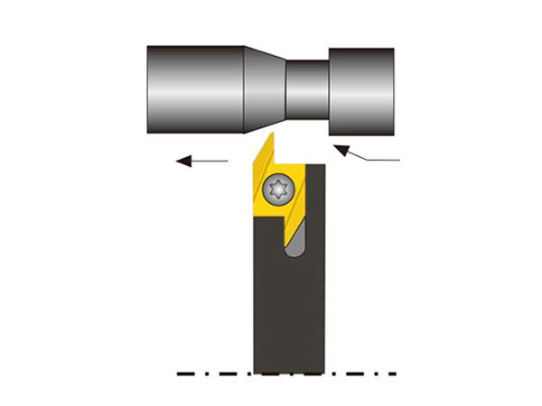 SABS15R型后車刀桿