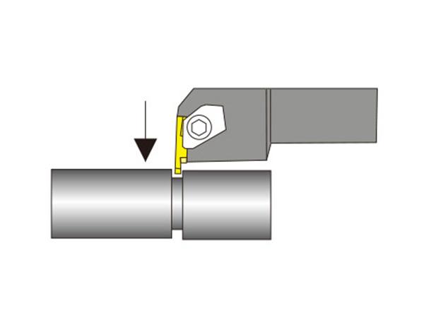 切槽刀D-YKGBA型
