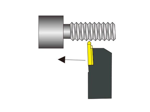 螺紋車刀YK..型