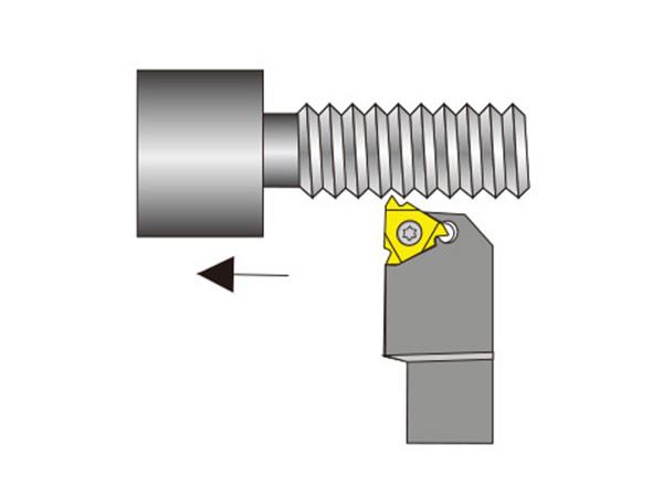 螺紋車刀SER/L