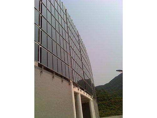 太阳能建筑一体化集热器