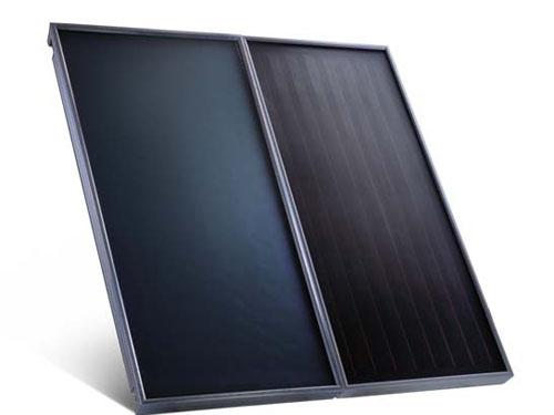 黑铬整板集热器