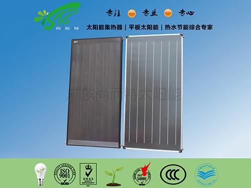 阳极氧化工程板、铜铝复合黑铬集热器
