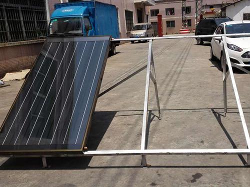 平板太阳能工程支架
