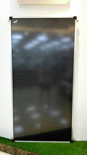 采暖工程板 平板太阳能集热器 太阳能热水器