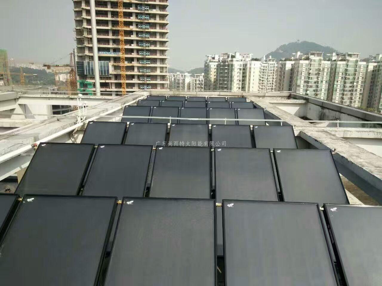 酒店太阳能热水工程 太阳能热水项目打包服务