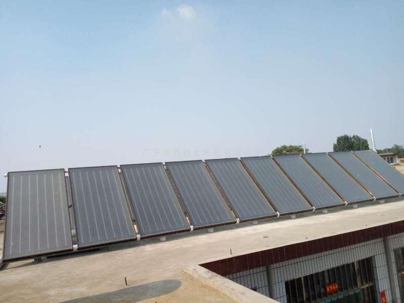 学校热水项目打包服务 太阳能热水工程