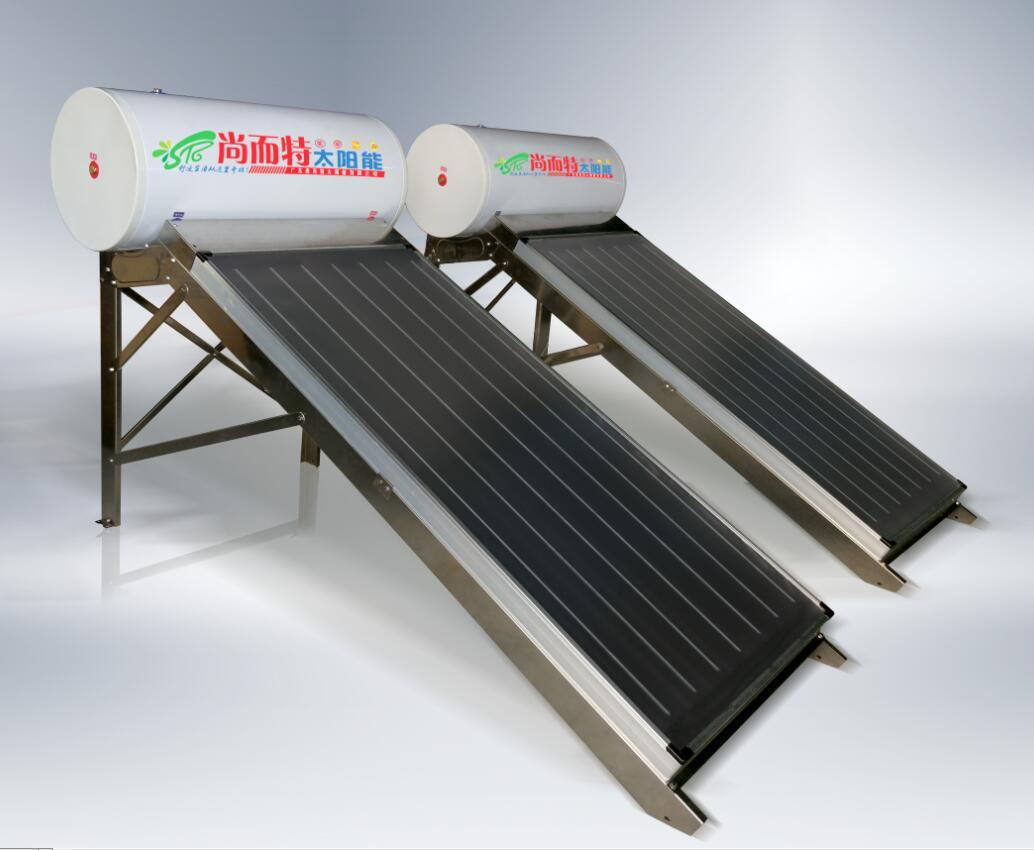 平板太阳能家用一体机 太阳能热水器