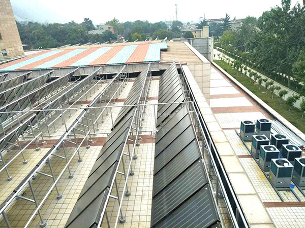 美容院热水 酒店太阳能热水 宾馆太阳能热水项目
