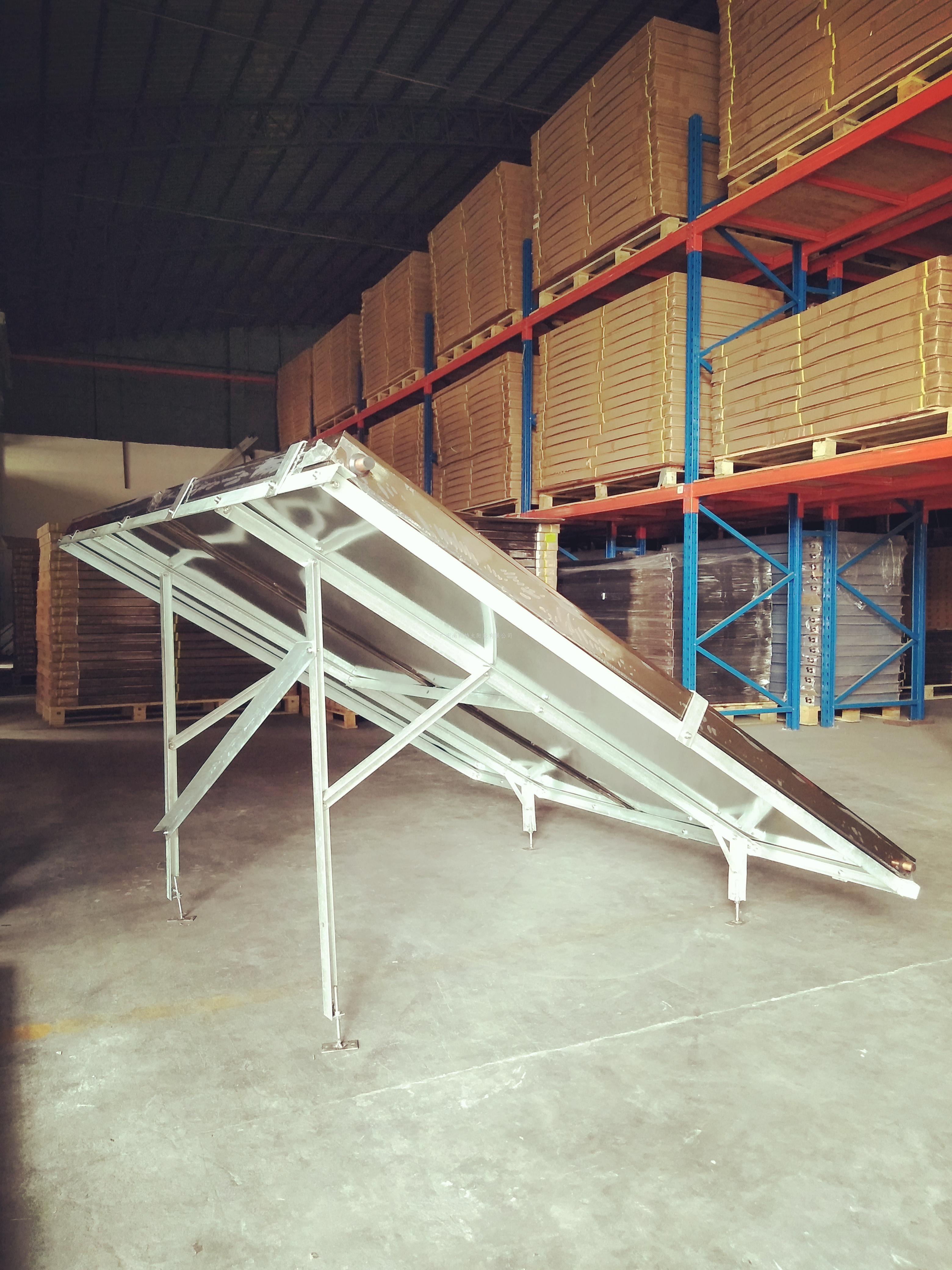 平板太阳能支架 防台风支架 太阳能热水工程支架