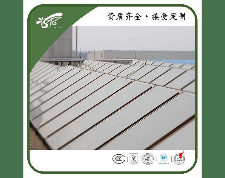 平板太陽能熱水工程
