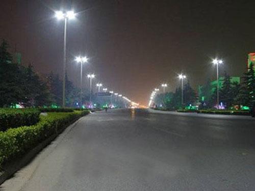 企石镇春风路铁岗村新塘路路灯项目