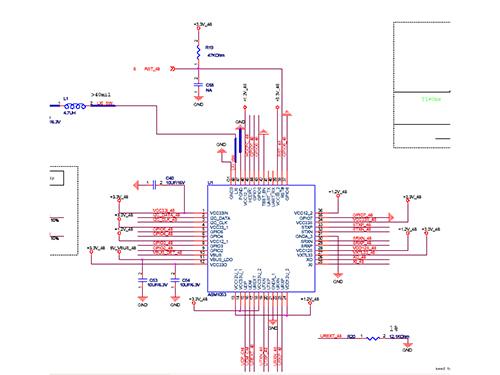 pcb板原理图;pcb电路板线路图