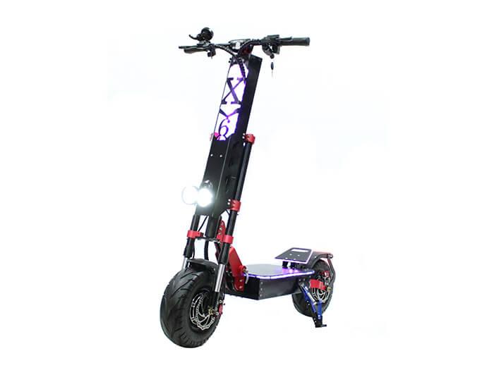 X6电动滑板车