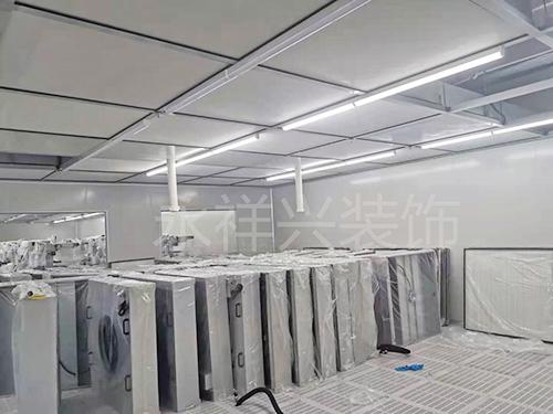 深圳百级无尘车间