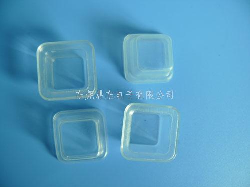 透明防水按键盖