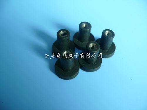 硅胶包五金螺丝供应