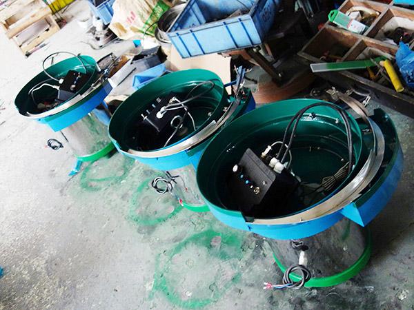 螺絲振動盤生產