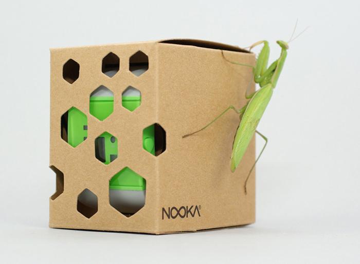 牛皮纸包装盒 手工盒  礼品包装盒