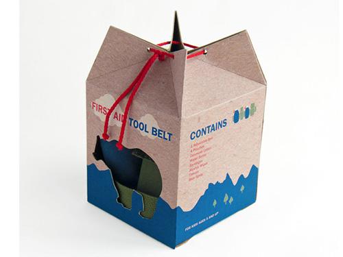 创意牛皮纸礼品包装盒|东莞市恒知包装制品有限公司
