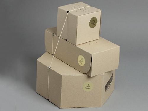 创意特种纸异形包装盒