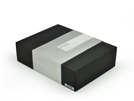 黑卡礼品盒 黑卡烫金盒