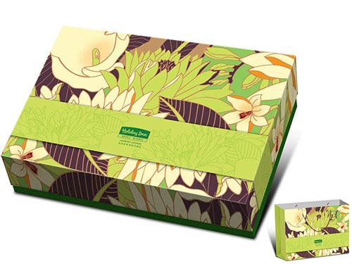 环保创意再生彩盒印刷定制