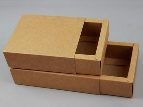 包装盒 东莞牛皮纸抽屉盒 包装盒印刷定制