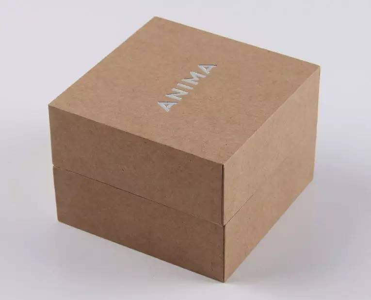 环保包装 牛皮纸包装盒