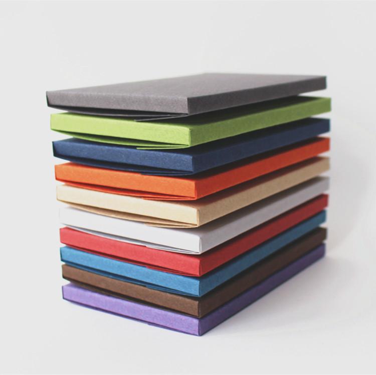 环保再生纸信封盒
