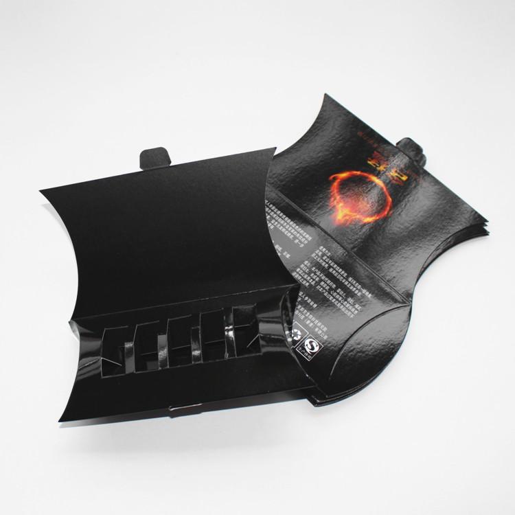 枕头盒 黑色糖果枕头盒