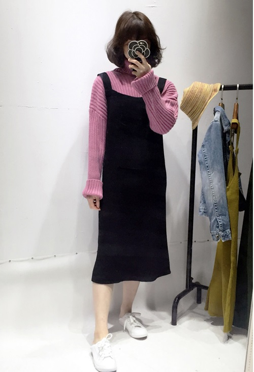 秋冬_女装毛衣定做_井水服饰