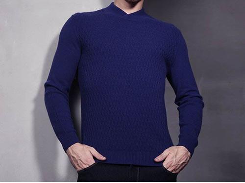 圓領毛衣哪個牌子質量好_井水服飾_黑色_高領_純棉_灰色_薄款