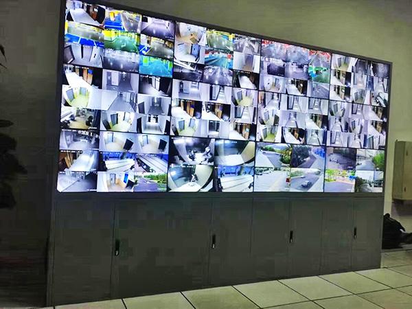 視頻監控系統案例