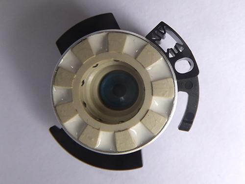 西门子贴片机IC头吸嘴转换芯正面