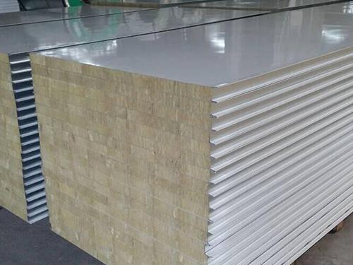 巖棉墻面板
